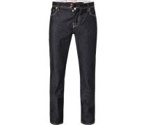 Jeans Leonardo, Baumwoll-Stretch, 1 Giorno