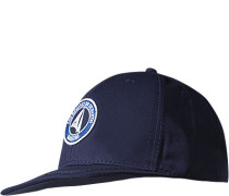 Herren GAASTRA Cap Baumwolle navy blau