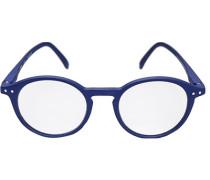 Herren Brillen Lesebrille D, Kunststoff, royal blau