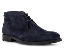 Schuhe Desert Boots Patriot, Kalbveloursleder