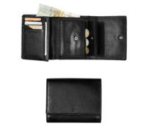Herren Marc O´Polo, Geldbörse, Leder, schwarz