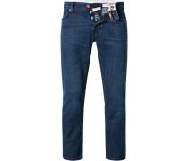 Jeans Leonardo Baumwoll-Stretch 3 Month mittel
