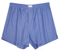 Herren Unterwäsche Boxer-Shorts Fil-à-Fil