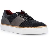 Schuhe Sneaker Leder blu