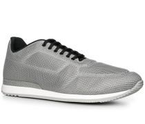 Herren Schuhe Sneaker Textil grau grau,schwarz