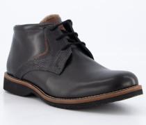 Schuhe Desert Boots Leder Lammfell gefüttert