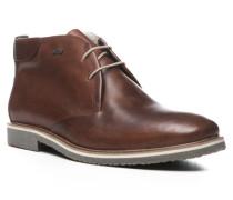 Herren Schuhe VILNIUS Rindleder GORE-TEX® rotbraun