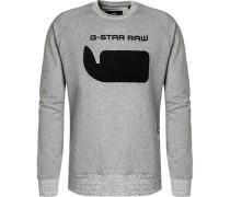 Sweatshirt Baumwolle