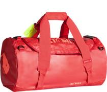 Herren Reisetasche, Mikrofaser, rot