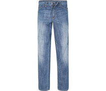 Jeans Tramper Slim Fit Baumwoll-Stretch jeans
