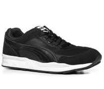 Schuhe Sneaker XT Textil-Veloursleder