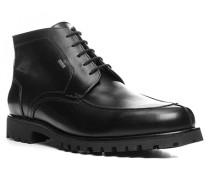 Herren Schuhe VARELLO Kalbleder warm gefüttert GORE-TEX® schwarz