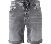 Jeansshorts, Baumwoll-Stretch Hyperflex 11,5 oz
