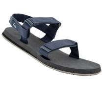 Schuhe Sandalen Textil rauch