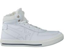 Weiße Kanjers Sneaker 4318