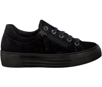 Blaue Gabor Sneaker 468