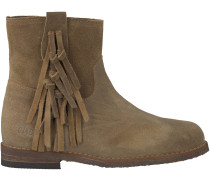 Taupe Clic Kurzstiefel CL9064