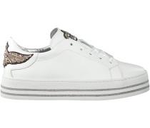 Weiße Maripé Sneaker 26055