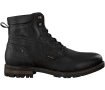 Schwarze PME Ankle Boots EMPIRE