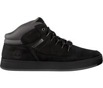 Timberland Sneaker Davis Square Hiker Schwarz Herren