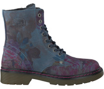 Blaue Bullboxer Boots AHC501
