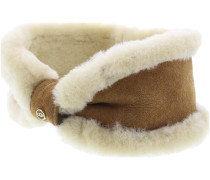 Braune UGG Stirnband CARTER BOW HEADBAND