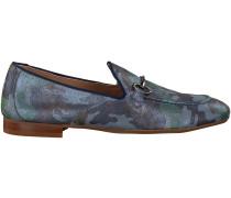 Blaue Pedro Miralles Loafer 18076