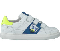 Weisse Vingino Sneaker JAY VELCRO