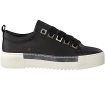 Schwarze Bronx Sneaker BCAPSULEX