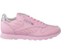 Rosa Reebok Sneaker CLASSIC KIDS
