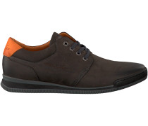 Braune Van Lier Sneaker 7450