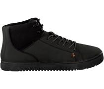 Schwarze HUB Sneaker MURRAYFIELD