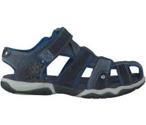 Blaue Timberland Sandaletten PARK HOPPER L/F FISHERMAN KIDS