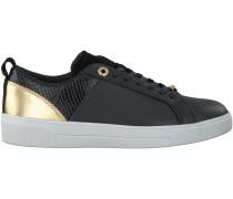 Schwarze Ted Baker Sneaker KULEI