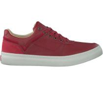 Rote Diesel Sneaker SPAARL LOW