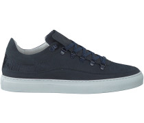 Blaue Nubikk Sneaker JULIEN SHREDDER