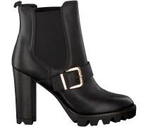 Schwarze Liu Jo Ankle Boots S67173