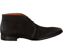 Schwarze Van Lier Business Schuhe 96051