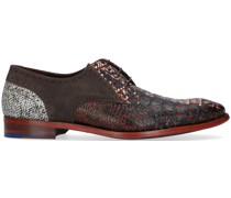 Floris Van Bommel Business Schuhe 18107 Cognac Herren