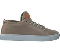 Grüne Blackstone Sneaker LM85