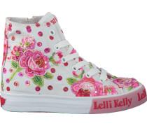 Weiße Lelli Kelly Sneaker FREYA