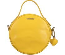 Fabienne Chapot Umhängetasche Roundy Bag Gelb Damen