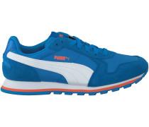 Blaue Puma Sneaker ST.RUNNER JR