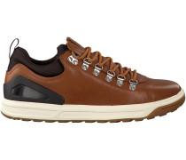 Cognac Polo Ralph Lauren Sneaker ADVENTURE