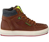 Cognac Vingino Sneaker TIAGO