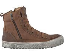 Cognac Braqeez Boots 416931