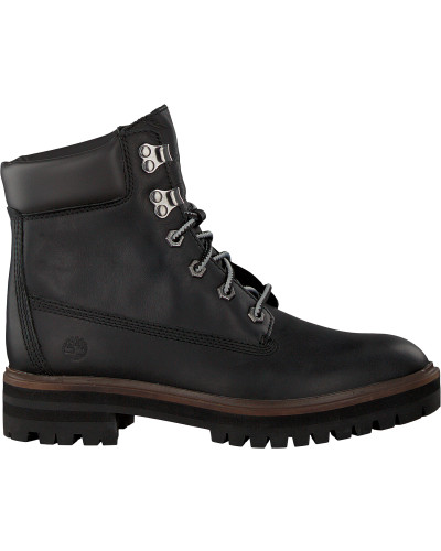 Schwarze Timberland Schnürboots London Square 6in Boot