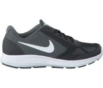 Graue Nike Sneaker REVOLUTION 3 KIDS