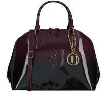 Rote Trussardi Jeans Handtasche 75B573