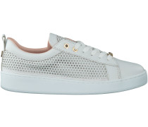 Weisse Cruyff Classics Sneaker SYLVIA